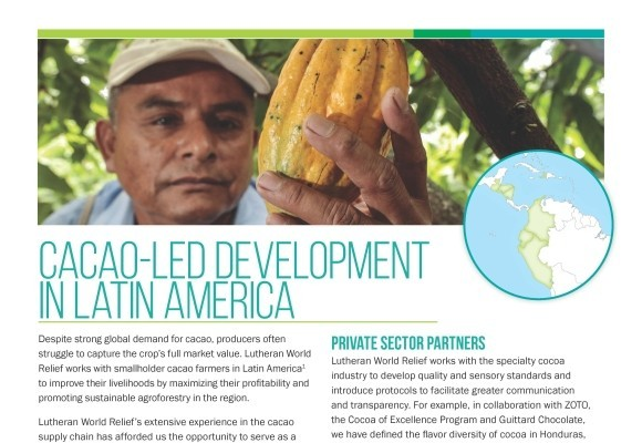 Cacao - Led Development in Latin America