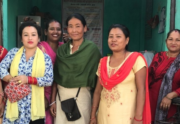 Lutheran World Relief wins a Global Resilience Partnership  Innovation Challenge grant to support climate smart agriculture efforts of woman-led cooperatives in Nepal