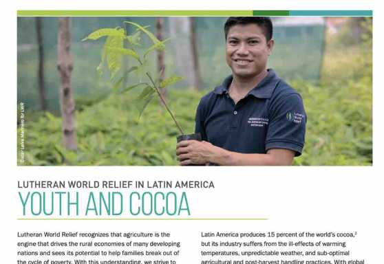 Youth and Cocoa in Latin America