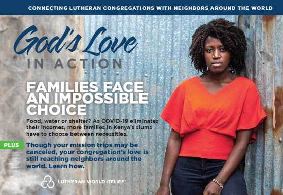God's Love in Action Fall 2020