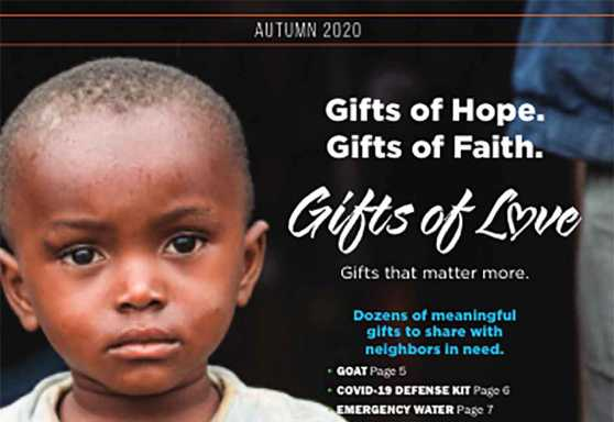 Gifts of Love Catalog - Autumn 2020
