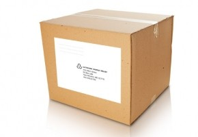 Personal Care Kit Shipping Instructions and Labels